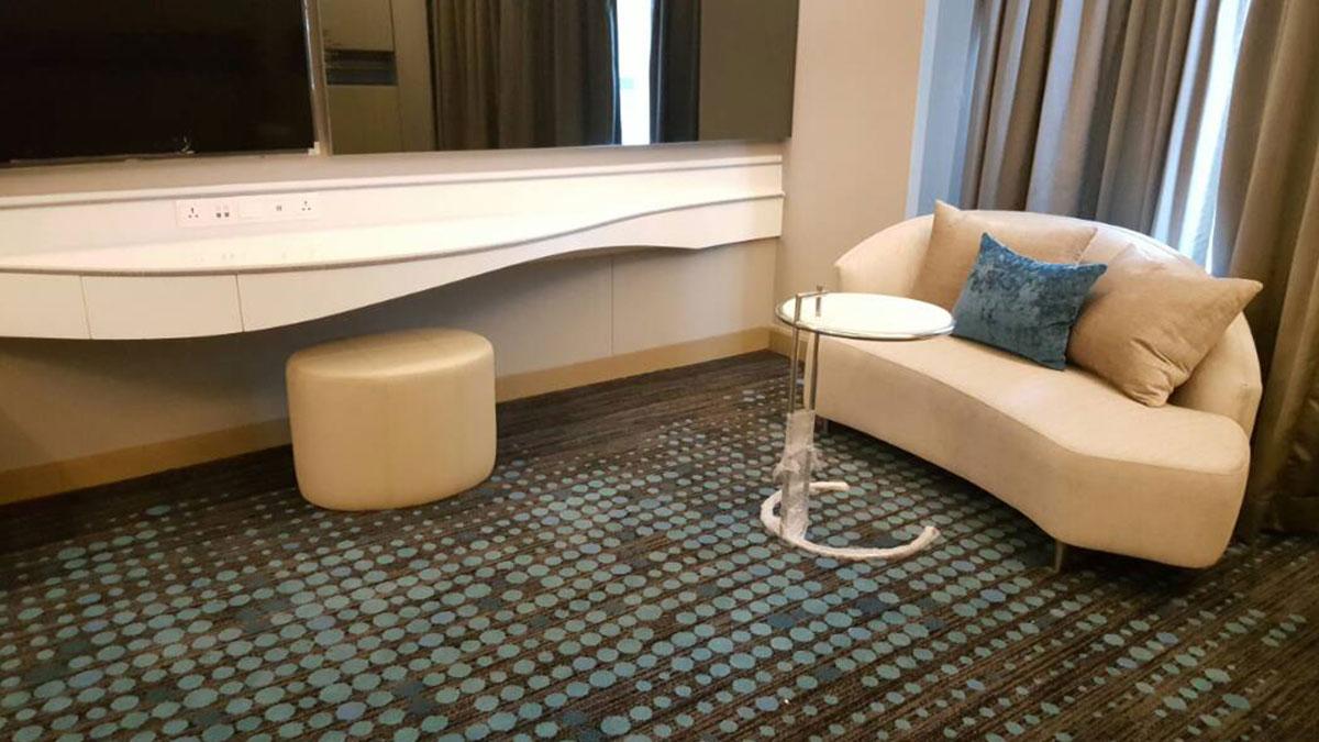Pullman KLCC Hotel Guestroom