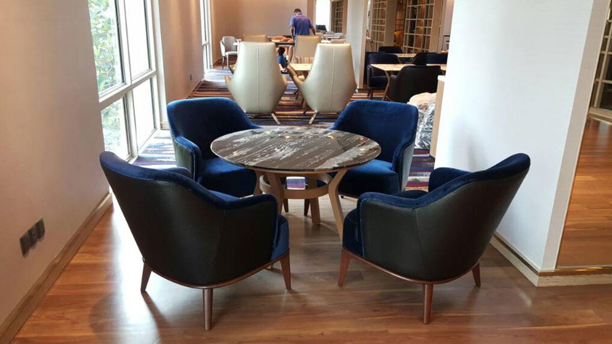 Pullman KLCC Executive Lounge