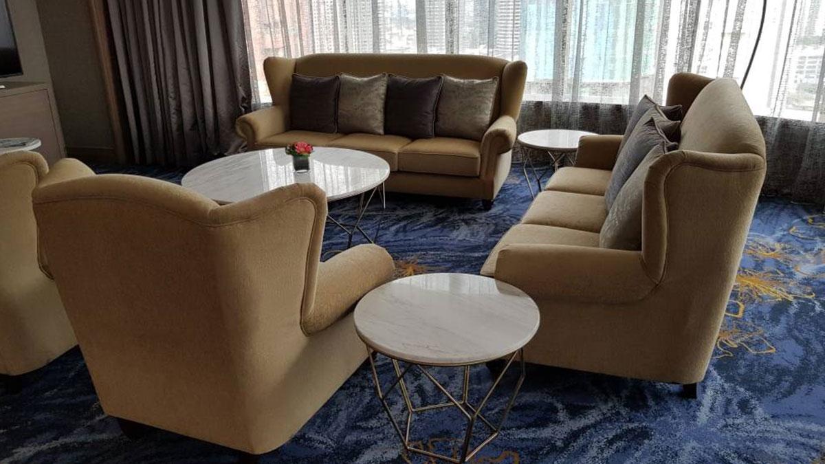 Pullman KLCC Hotel Presidential Suite